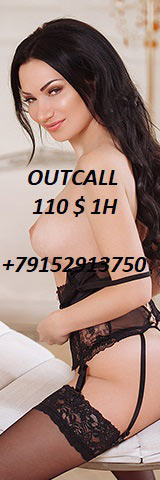 Outcall 110 usd per hour. Kate - Escort in Moscow
