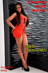 Diana. Young Hot Real. Outcall