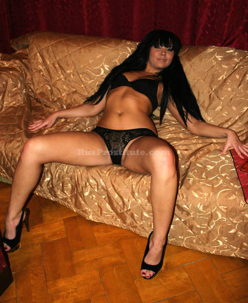 Russian Prostitute Dinara. Photo 3