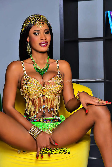 Shakira prostituée