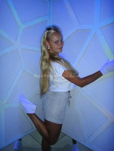 Russian Prostitute Alina. Photo 2