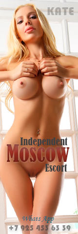 Independent Moscow Escort