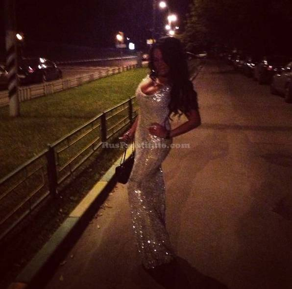 Russian Prostitute Selena. Photo 7